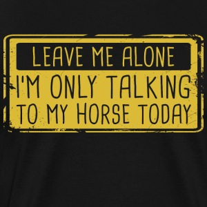 Horses design / gift. Order here. - Men's Premium T-Shirt
