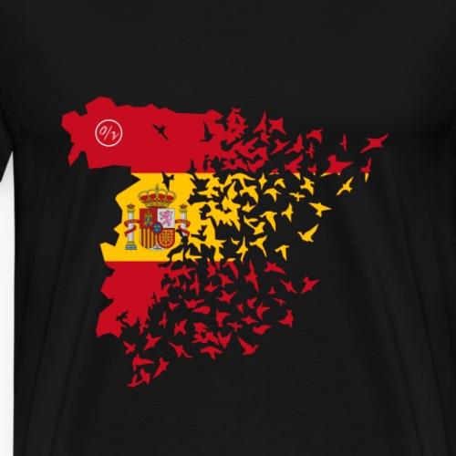 Flying/Spain - T-shirt Premium Homme