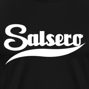 Salsero Shirt white - Mambo New York - Men's Premium T-Shirt