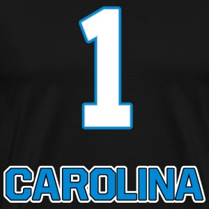 Carolina - Premium-T-shirt herr