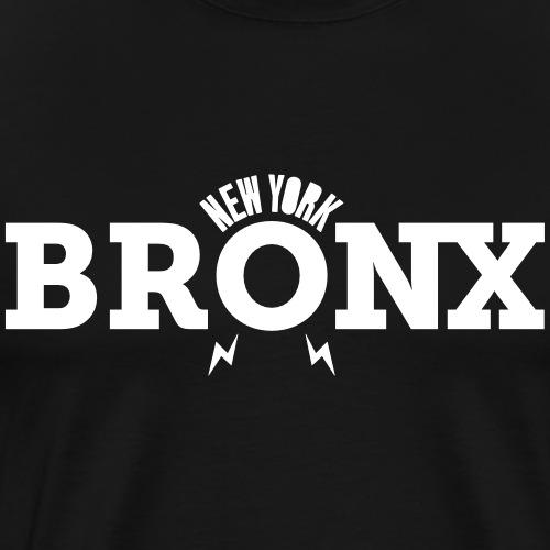 The Bronx Music - T-shirt Premium Homme