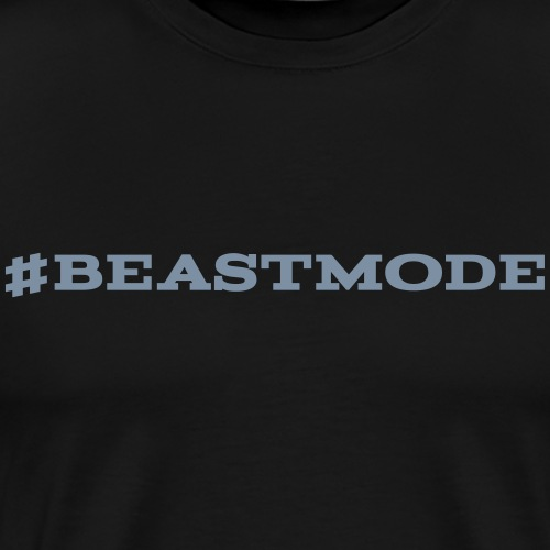 beastmode - Men's Premium T-Shirt
