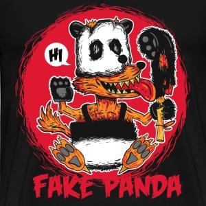 Fakepanda - Männer Premium T-Shirt