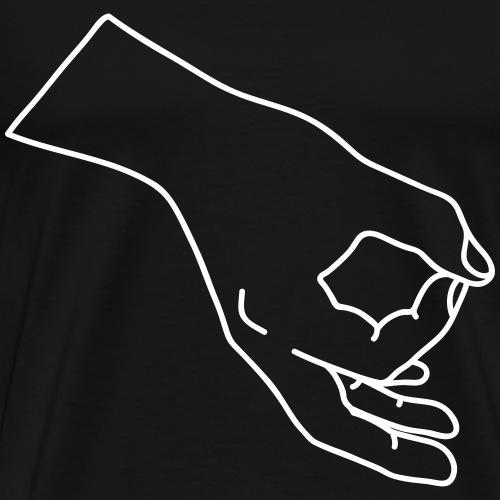 Reingeguckt! - Männer Premium T-Shirt