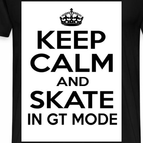 KEEP CALM eBOARD TSHIRT - Männer Premium T-Shirt