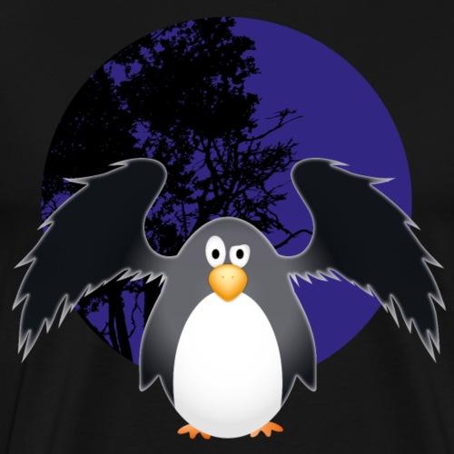 Penguin vampire - Men's Premium T-Shirt