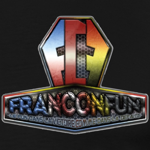 Franconfun en couleur - T-shirt Premium Homme