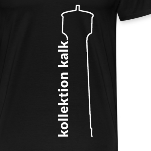 wasserturm - Männer Premium T-Shirt