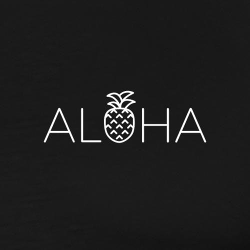 Aloha - Männer Premium T-Shirt