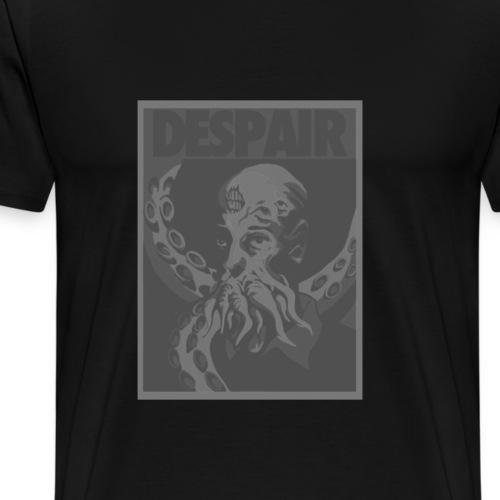 DESPAIR - CTULU.COM - Maglietta Premium da uomo