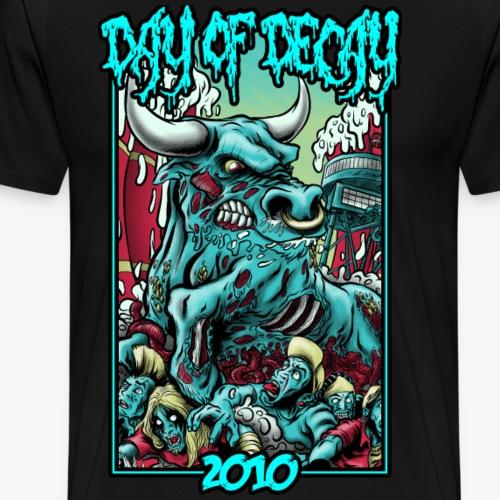 Day of Decay 2010 - Herre premium T-shirt