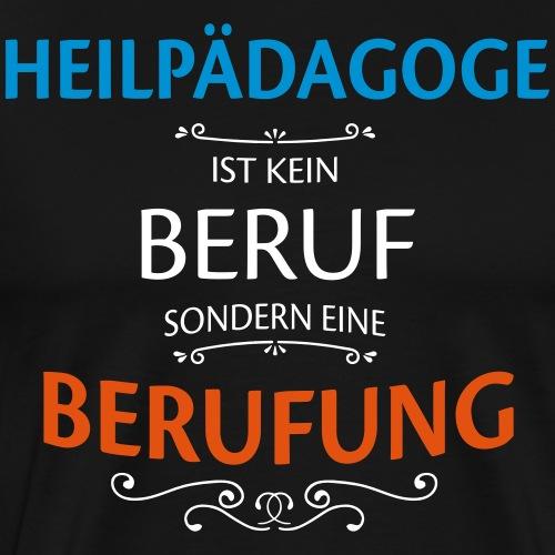 Heilpädagoge Beruf - Männer Premium T-Shirt