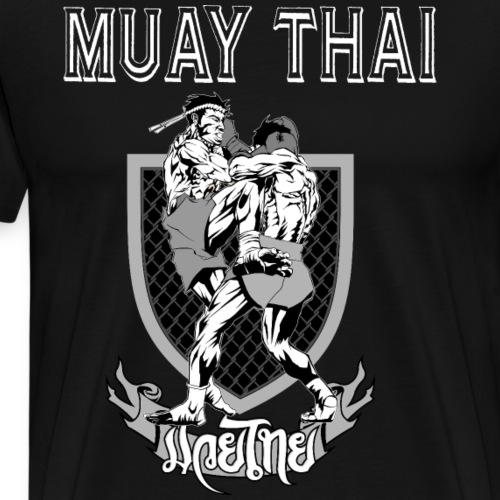 Muay Thai - Männer Premium T-Shirt