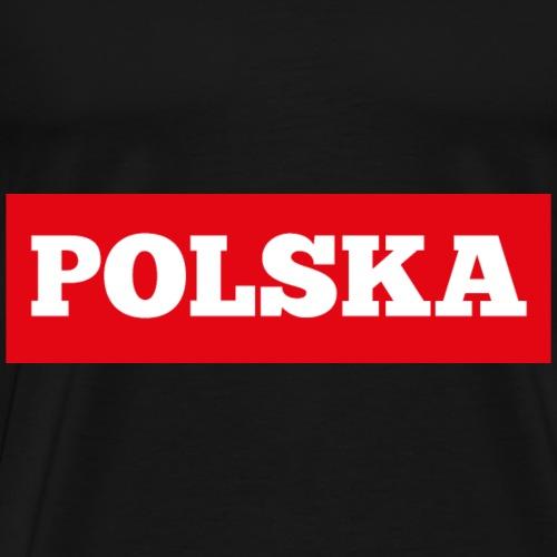 Polska Poland Polen - Männer Premium T-Shirt