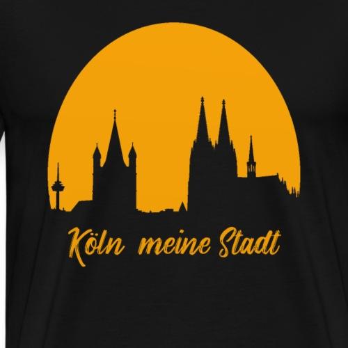 Köln meine Stadt - Männer Premium T-Shirt