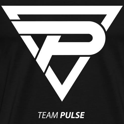 Team Pulse - White - Men's Premium T-Shirt