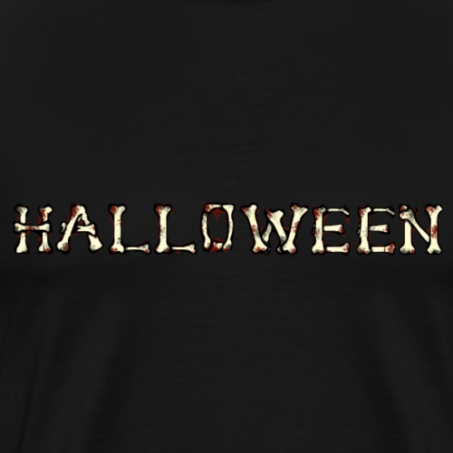 have a bloody scary halloween - Mannen Premium T-shirt