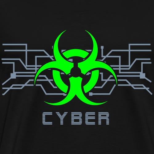 Cyber Punk - Cyber Goth Design (vektor)
