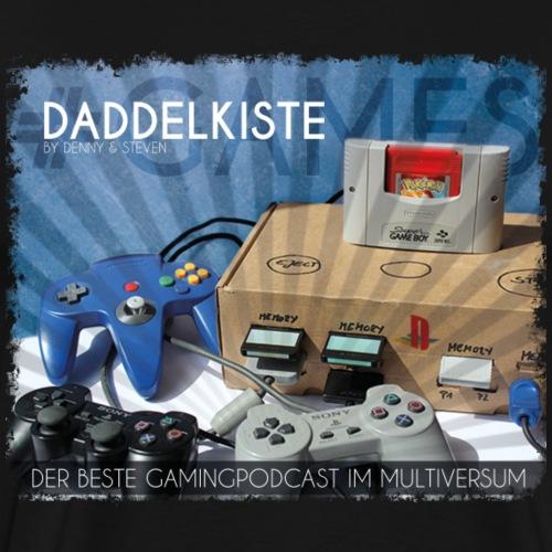 Daddelkiste - Männer Premium T-Shirt