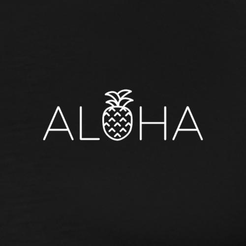Aloha - T-shirt Premium Homme