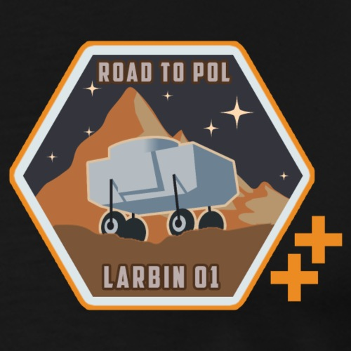 Road to Pol : Larbin01 - T-shirt Premium Homme