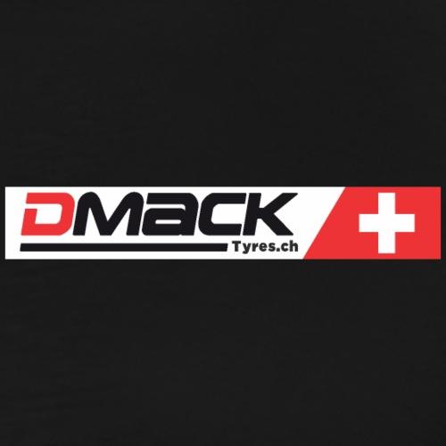 DMACK mit CH Kreuz - Männer Premium T-Shirt