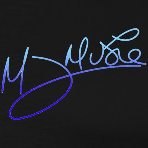 MJMusic Signature - Men's Premium T-Shirt