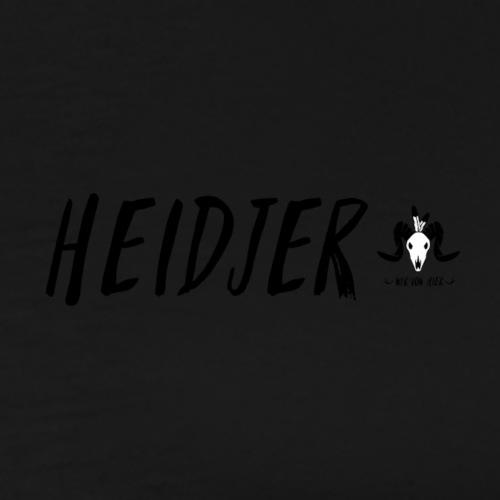 Heidjer - Männer Premium T-Shirt