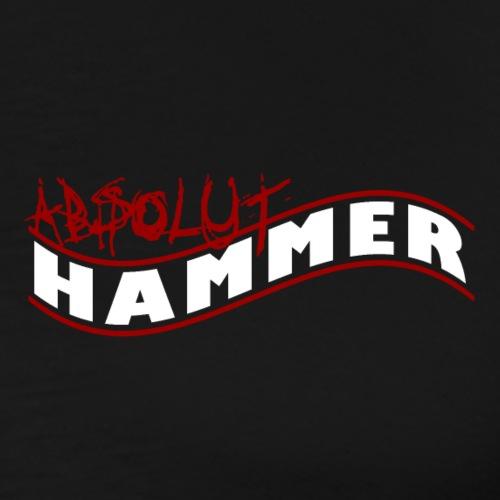 ABSOLUT HAMMER - Männer Premium T-Shirt