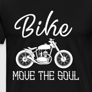 Bike - Herre premium T-shirt