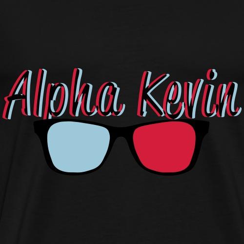 Alpha Kevin V2 - Männer Premium T-Shirt
