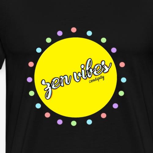 Zen Vibes - Men's Premium T-Shirt