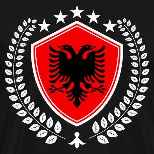 Albanien - Männer Premium T-Shirt