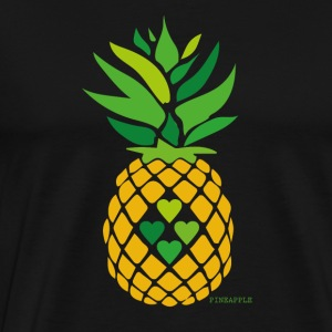 Love Pineapple - Men's Premium T-Shirt