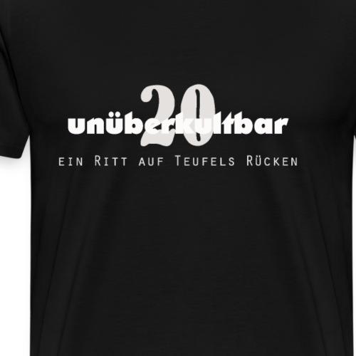 Unüberkultbar - Männer Premium T-Shirt