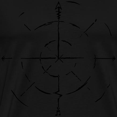 Musik für Jeden Geschmack in jegliche Richtungen:) - Männer Premium T-Shirt