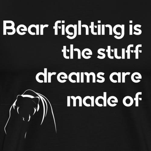 Bear - Maglietta Premium da uomo