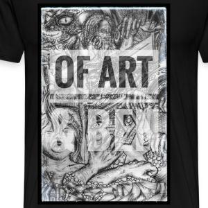 OAaB Sketchbook Page - Männer Premium T-Shirt
