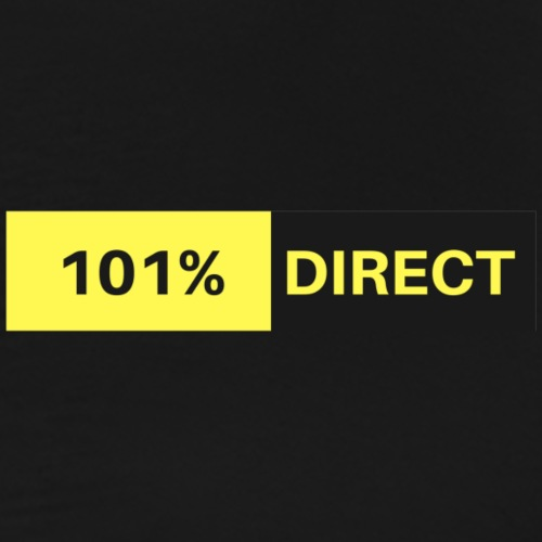 101%DIRECT - T-shirt Premium Homme