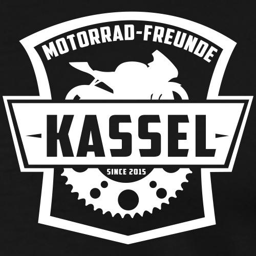 Motorrad Freunde Kassel - Männer Premium T-Shirt