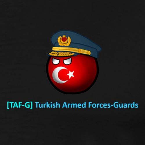 World of tanks - TAF-G clan gear! - Men's Premium T-Shirt