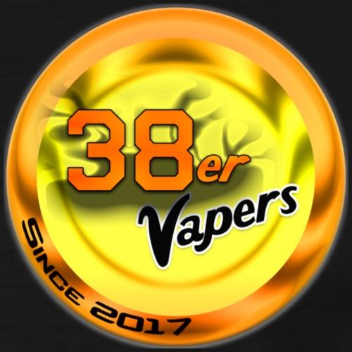 38er Vapers Orange - Männer Premium T-Shirt