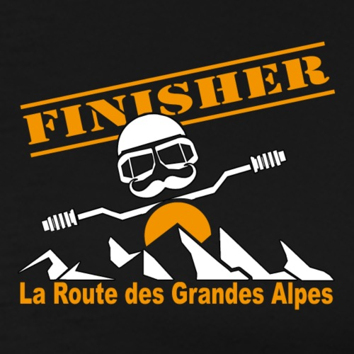 Finisher motofree - T-shirt Premium Homme