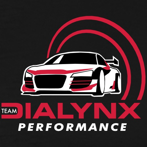 Dialynx Performance Race Team Dark Range - Men's Premium T-Shirt