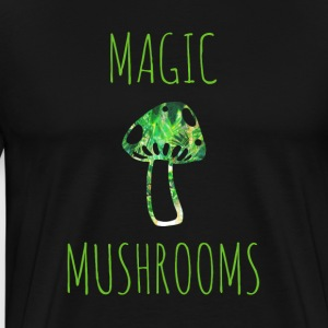 Magic mushrooms magic mushrooms - Men's Premium T-Shirt