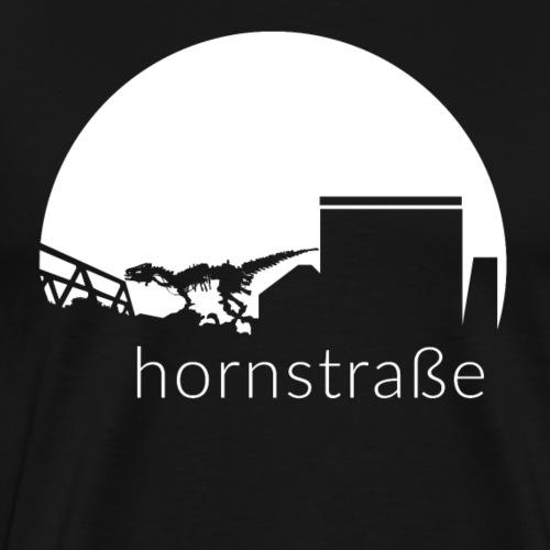 hornstrasse - Männer Premium T-Shirt