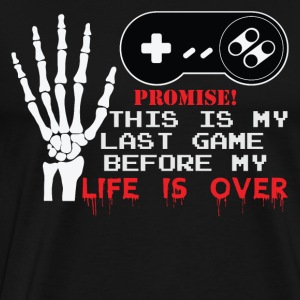 Last Game - Men's Premium T-Shirt