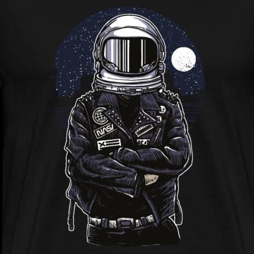 Astronaut Weltraum Raumfahrt - Männer Premium T-Shirt