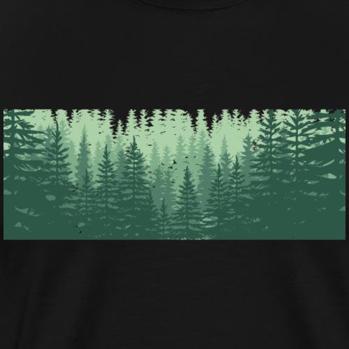 pineforest - Men's Premium T-Shirt