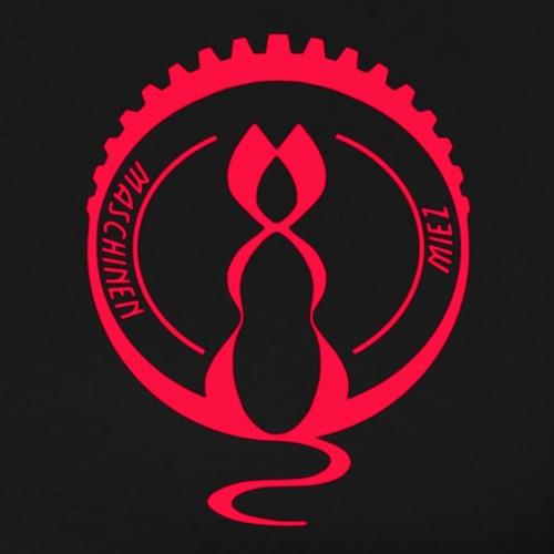 MaschinenMiez - Männer Premium T-Shirt